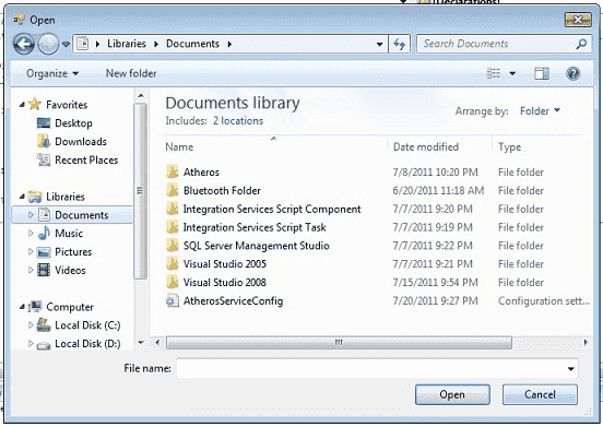 open file in windows explorer c#